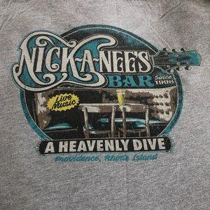 XL Dive Bar shirt